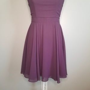 "Lulu's Dresses - NWT Lulu's ""Perfect Dance"" Halter Skater Dress"